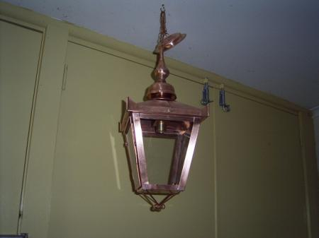 Hanging Lantern Light